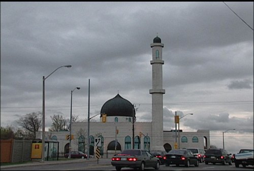Masjid Foundation di Toronto USA