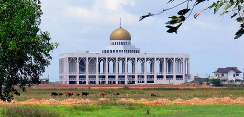 Masjid Hat Yai Songkhla di Thailand