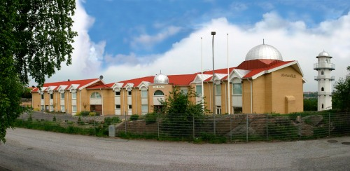 Masjid Nasir di Gothenburg SWEDIA