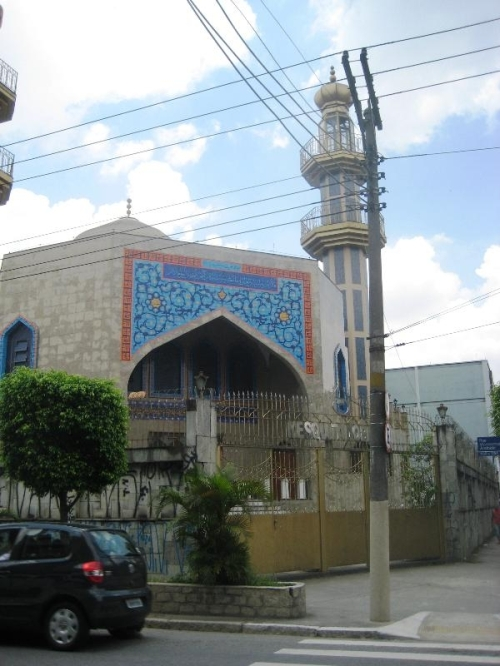 Masjid SaoPaola di Brazilia